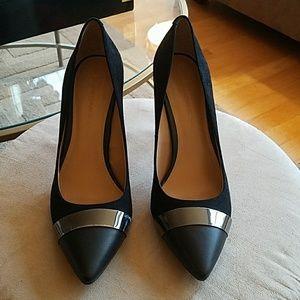Black Grecia High Heel